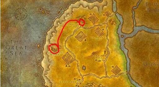 魔兽世界复古服采矿1到300晋级攻略 1-300冲级线路汇总