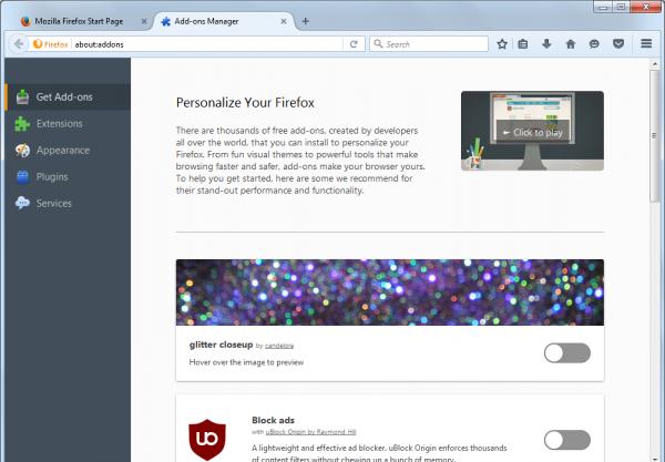 Firefox(火狐浏览器)延长支持版