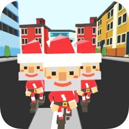 拥挤城市圣诞版 v1.0
