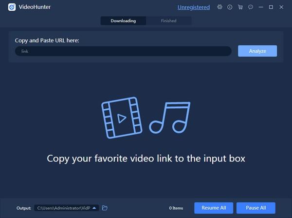 VideoHunter(视频下载工具)