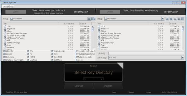FinalCrypt(文件加密工具)