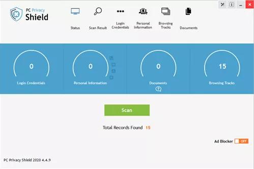 PC Privacy Shield 2020(电脑隐私保护软件)