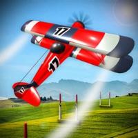 飞行喷气机特技 v1.0 iPhone版