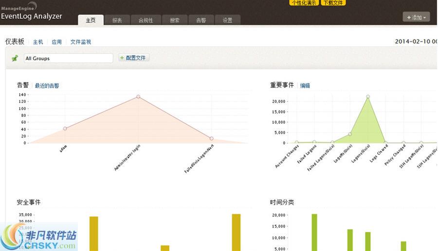 卓豪日志分析软件 v8.0