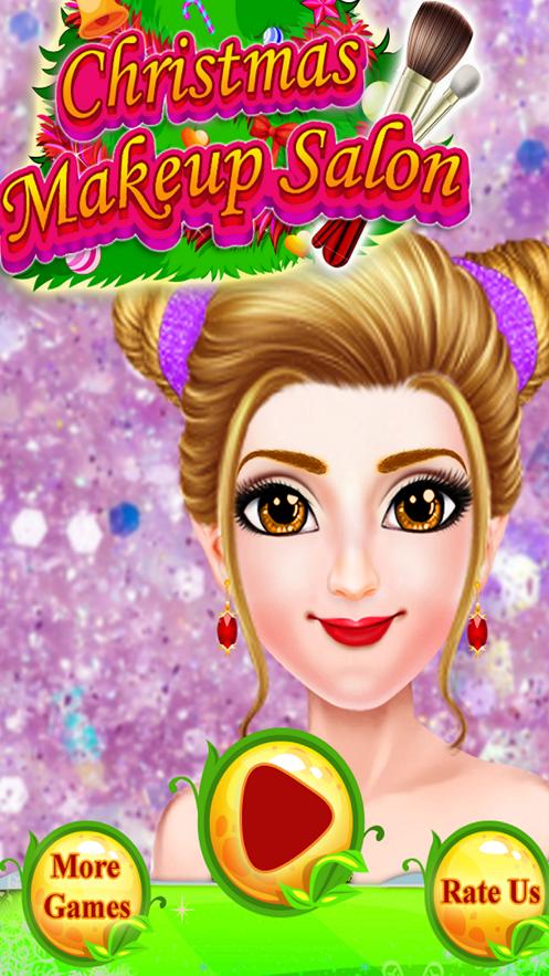 完美的化妆游戏和沙龙